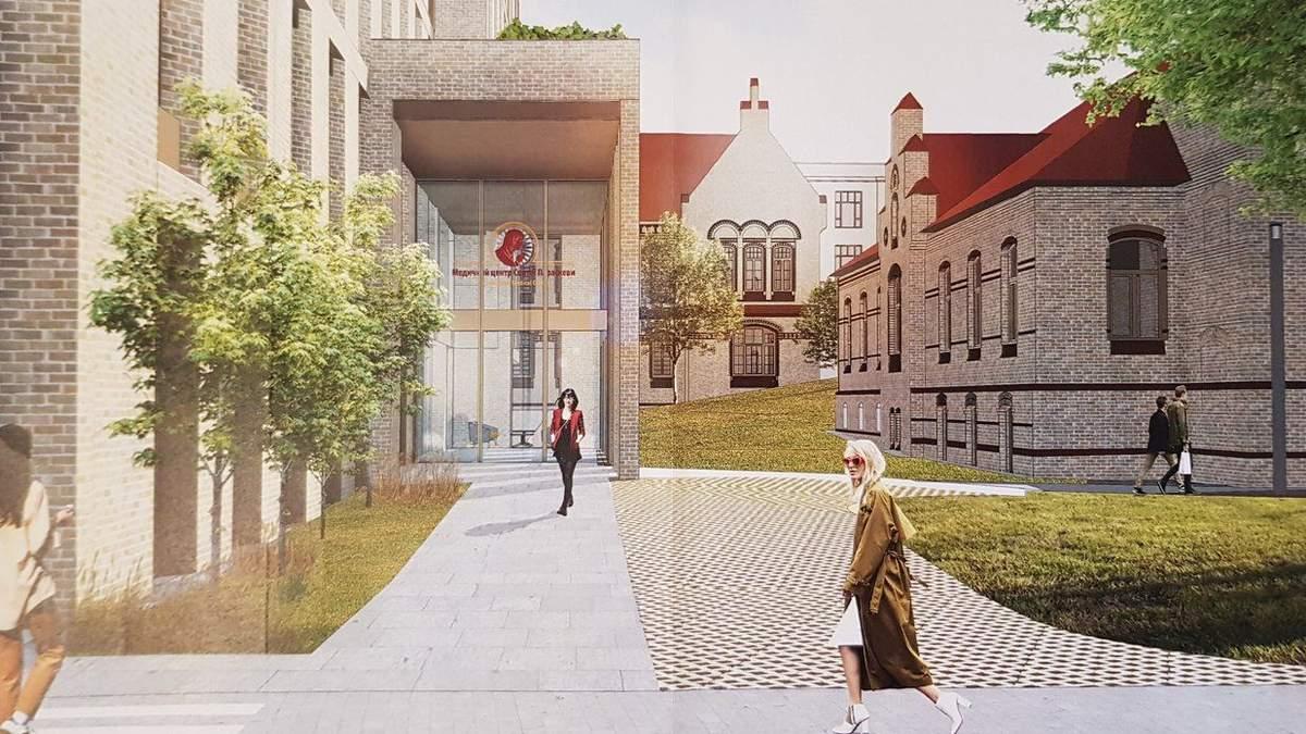 У Львові побудують нову лікарню за 20 млн євро: що там буде – фото