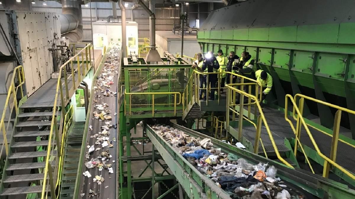 Визначили хто будуватиме у Львові сміттєпереробний завод: деталі