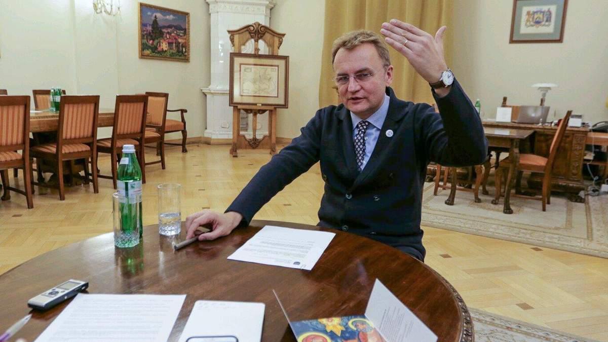 Садовой ответил на согласие Синютки провести дебаты на мусорном заводе