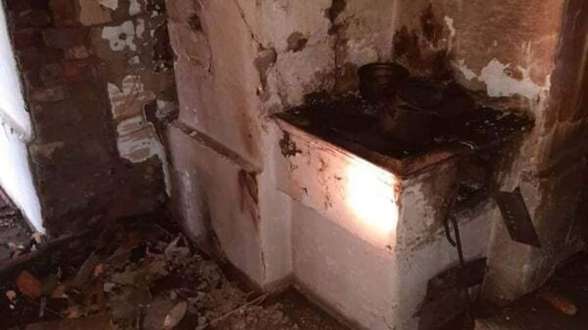 На Львівщині 19.11.2020 трапилась смертельна пожежа: загинув чоловік – фото
