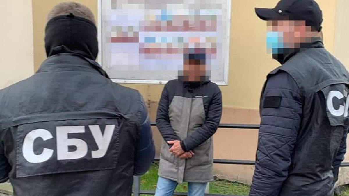 Во Львове работник суда получил взятку за отмену приговора