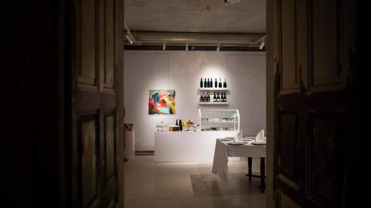 В Муниципальном художественном центре Львова открыли первую выставку