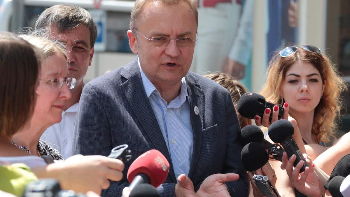 Во Львове депутаты нового созыва приняли присягу: реакция Садового