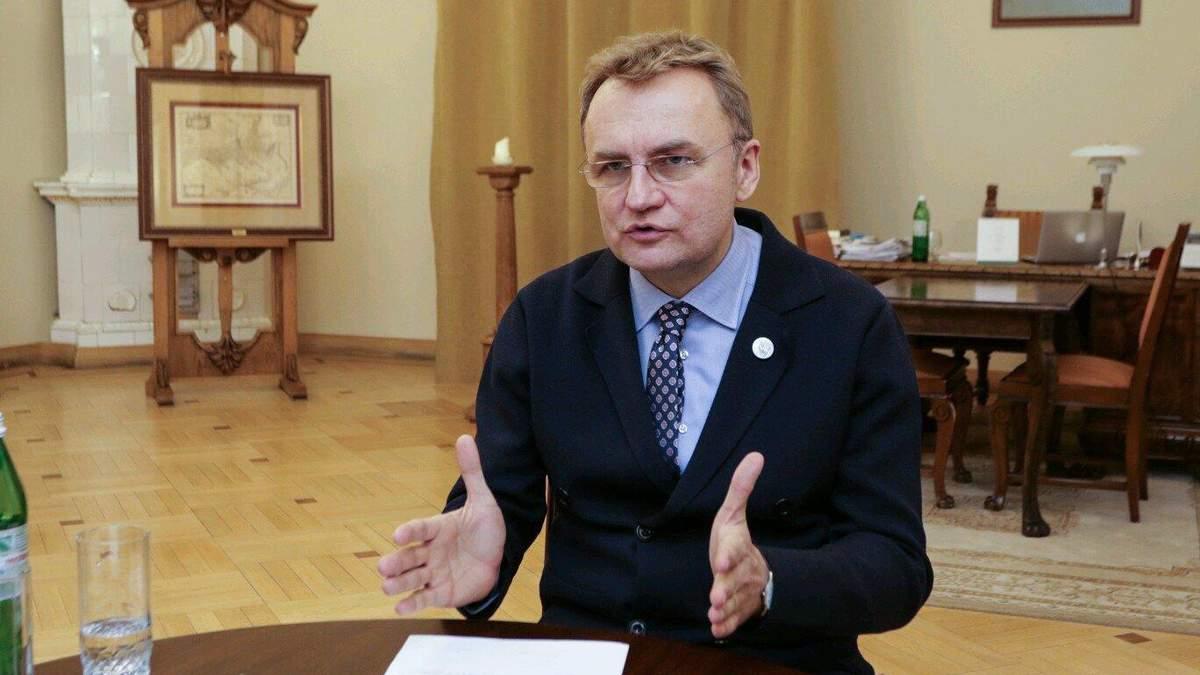 Решение не может быть единоличным, - Садовый отреагировал на введение локдауна в Украине