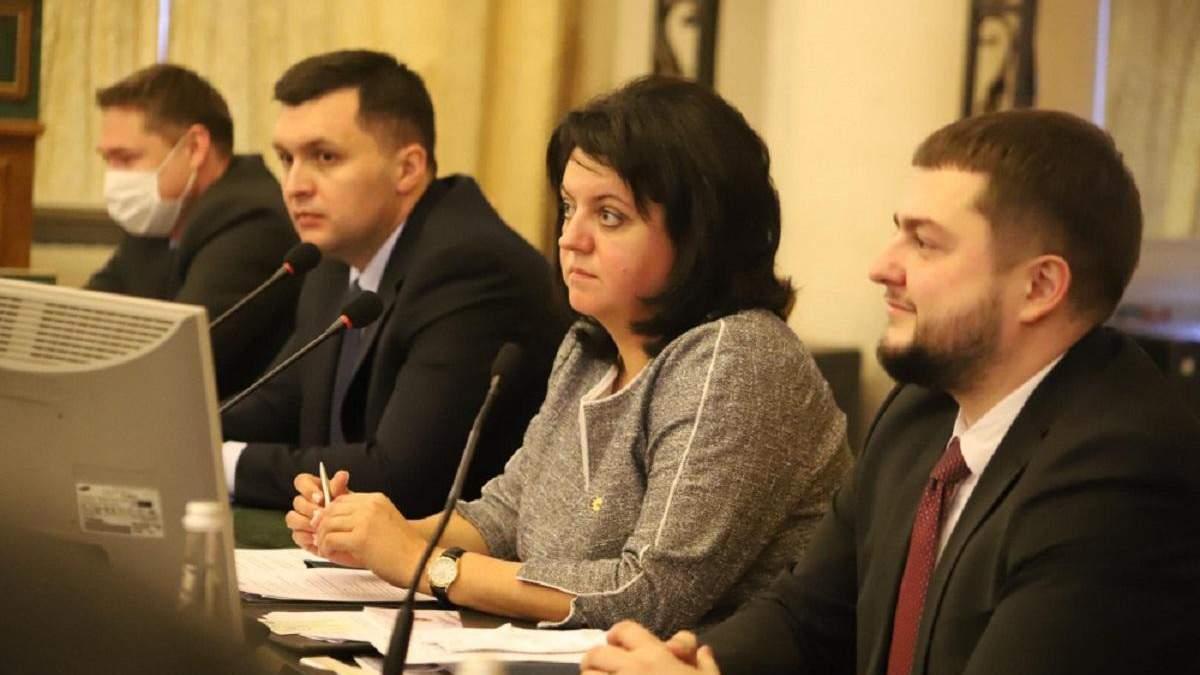 Львовский облсовет определил состав и глав депутатских комиссий
