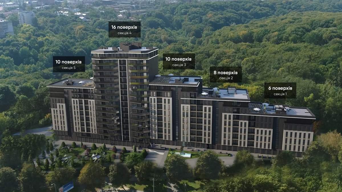 Можуть не добудувати: Львівська мерія закликала не купувати квартири у ЖК Tiffany apartments