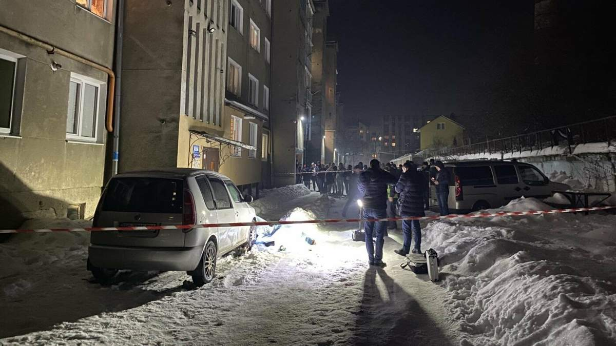 Смертельный взрыв у подъезда в Дрогобыче 20 февраля 2021: новые подробности и видео инцидента