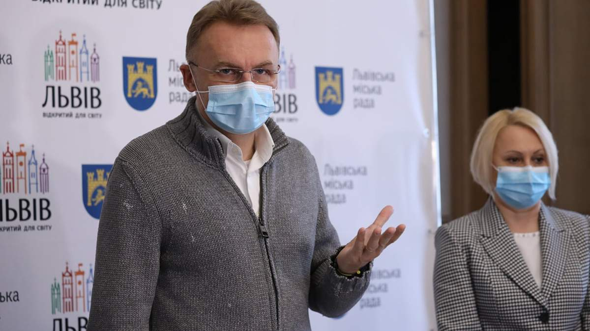 Во Львовском медколледже обустроят дополнительные ковидные кровати, – Садовый