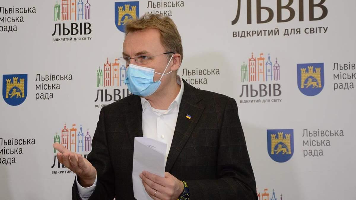 Вирус распространяется в 5 раз быстрее, – Садовый о предпосылках к локдауну во Львове