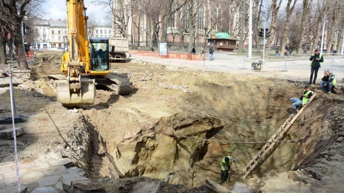 Движение скоро восстановят: когда завершат второй этап реконструкции улицы Бандеры во Львове