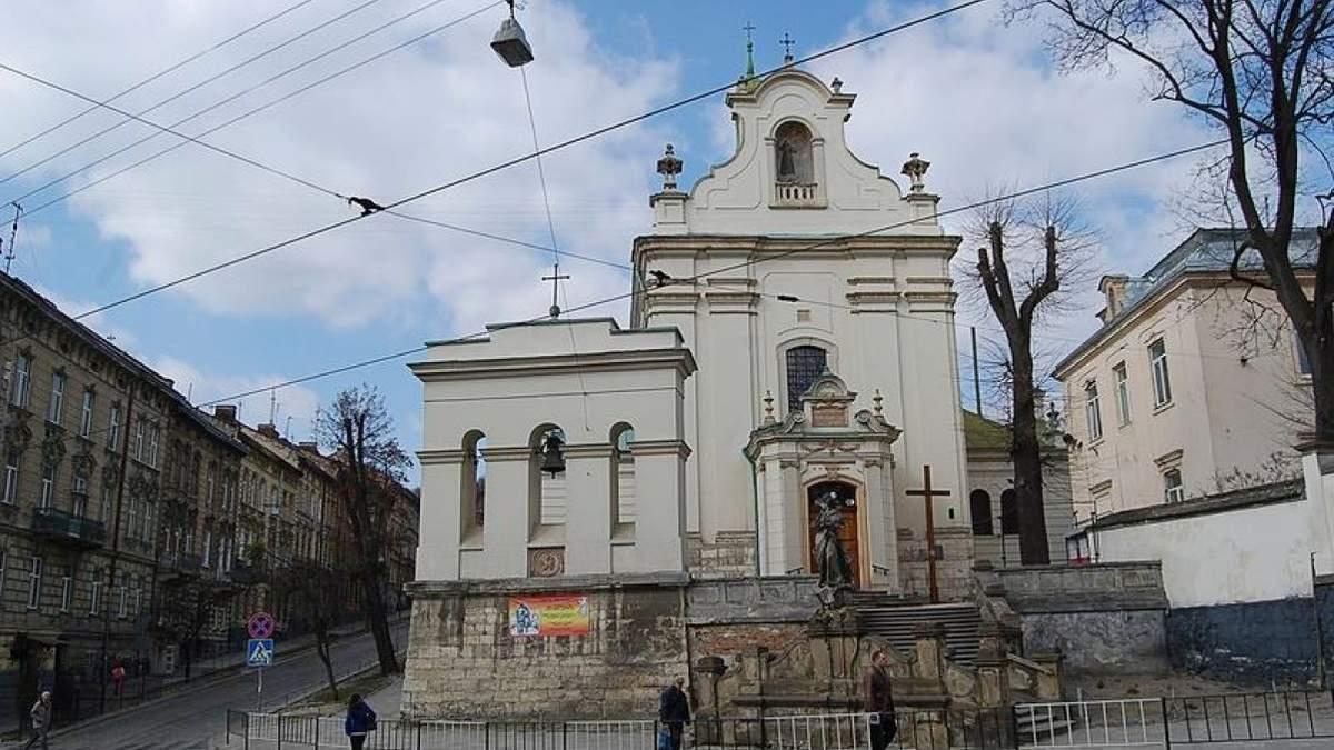 Розклад онлайн-трансляцій Великодніх Богослужінь у римо-католицьких храмах Львова