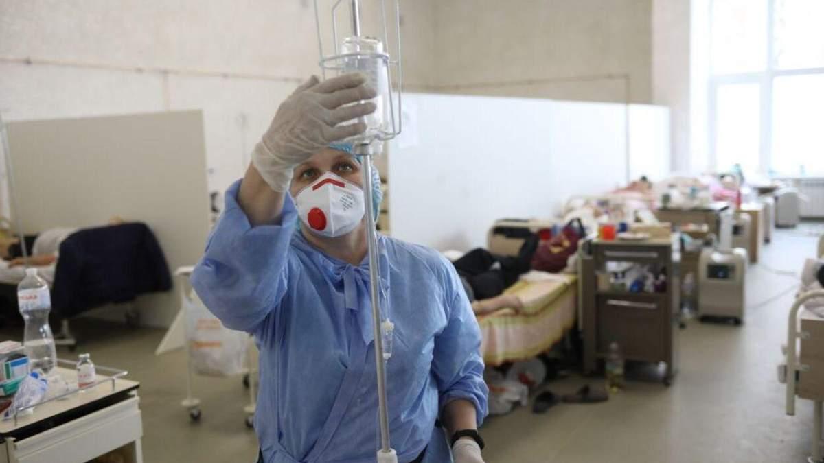 Коронавірус на Львівщині: скільки нових хворих та яка ситуація у лікарнях