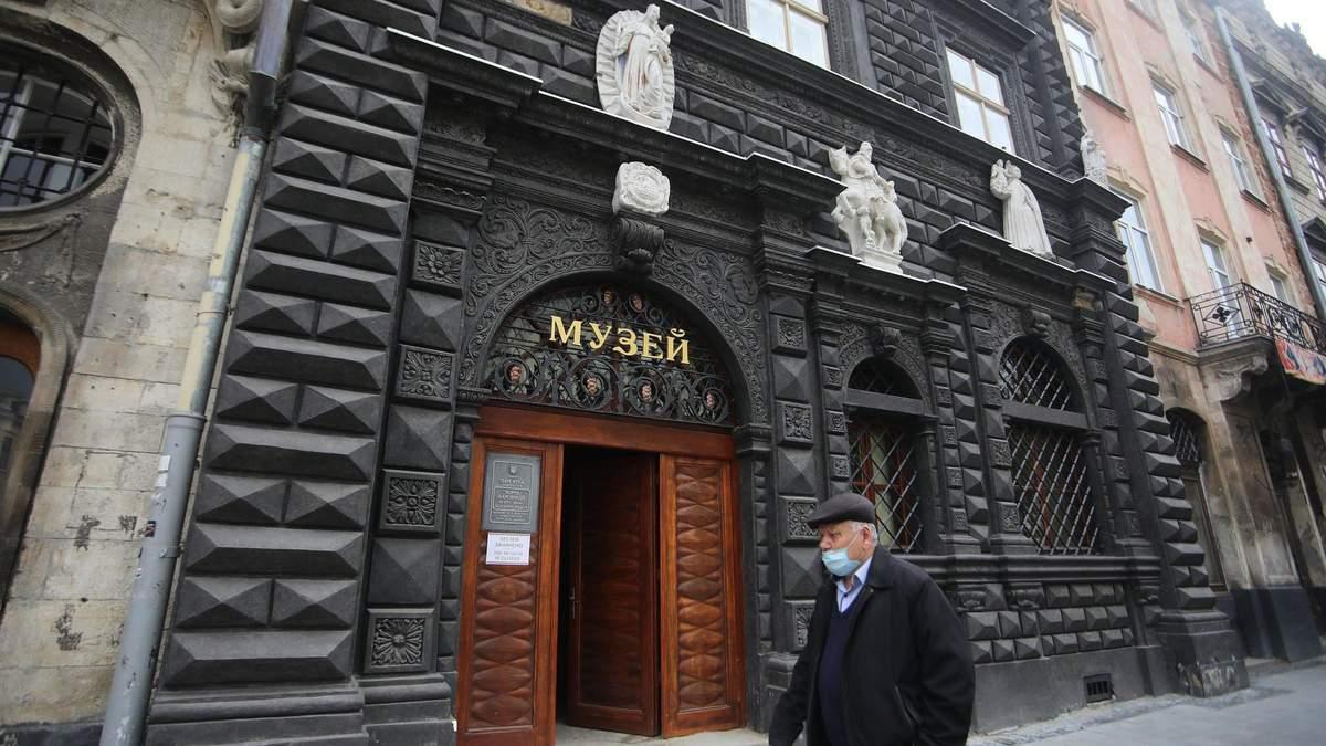 Показники захворюваності не дозволяють: у Львові поки не послаблюватимуть карантин