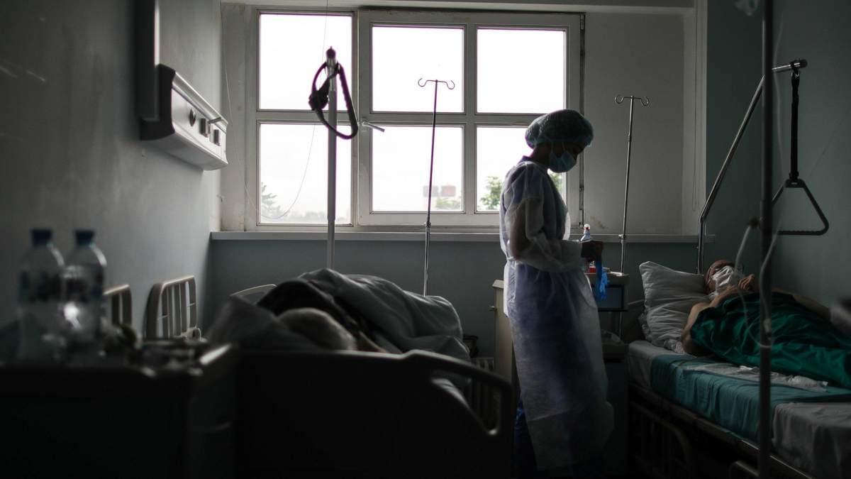Львівщина не готова виходити з червоної зони, – головний медик області про ситуацію з COVID-19