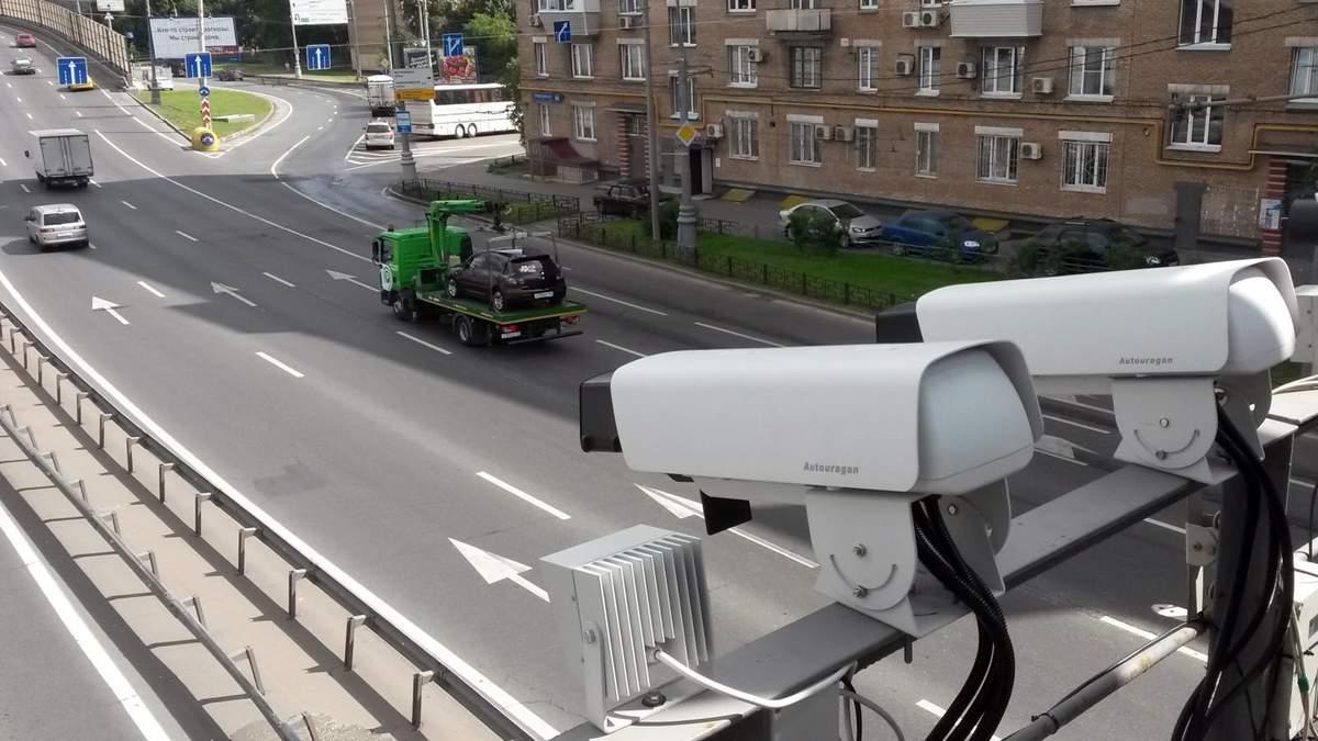 На трассах Львовщины установят еще 19 камер автофиксации нарушений ПДД