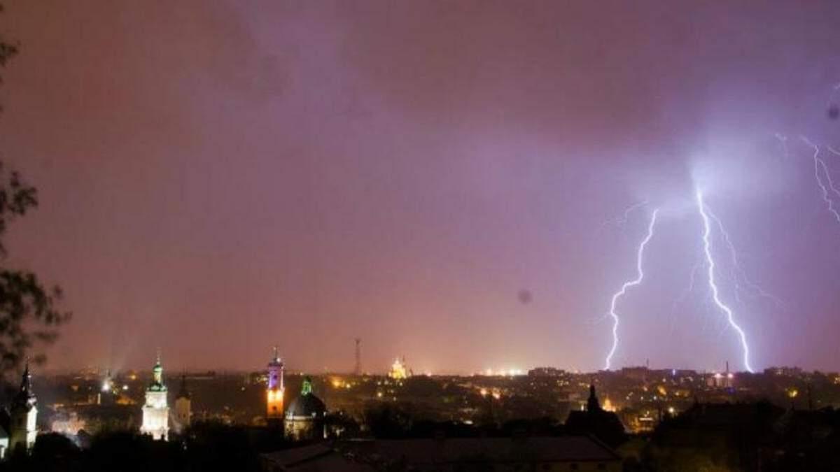 Прогноз погоды во Львове и области на 21 апреля: синоптики обещают грозу