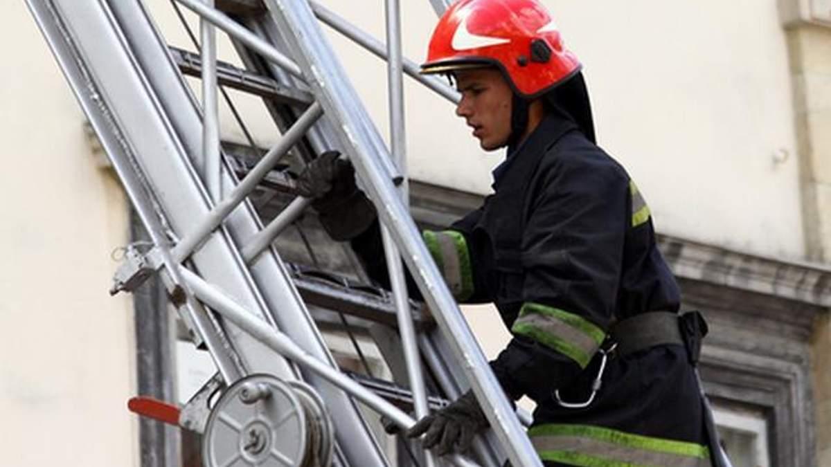 У Львові на території Музею-меморіалу Тюрма на Лонцького трапилась пожежа