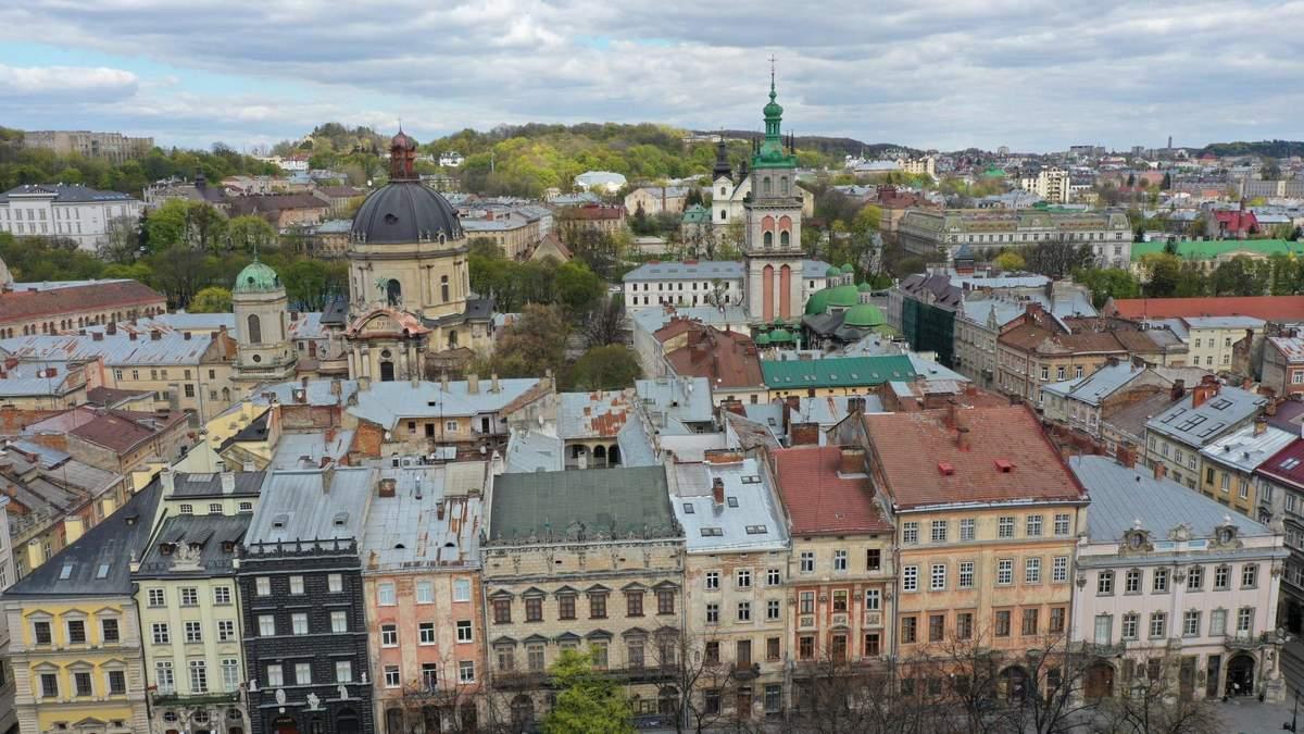 День міста Львова 2021: програма заходів, як святкуватимуть