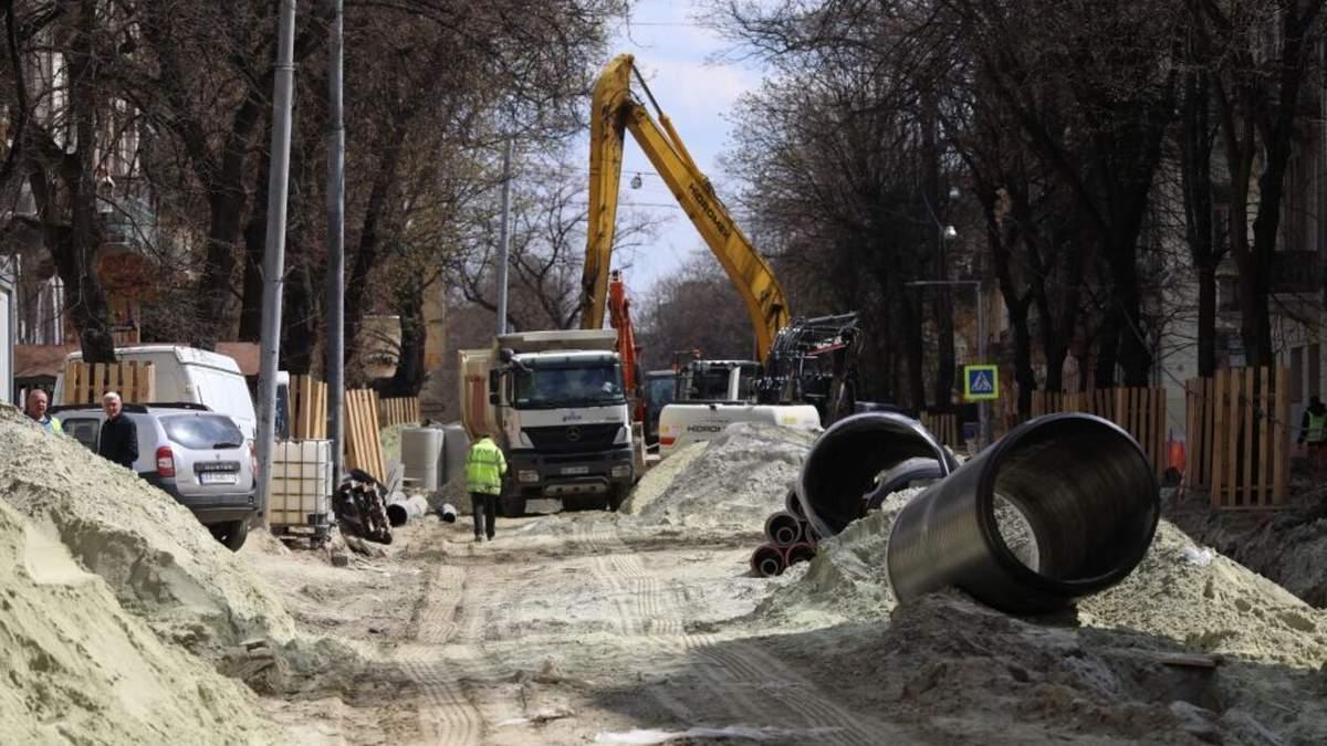 Ремонты дорог во Львове: Садовый рассказал, на каких улицах начнутся работы в ближайшее время