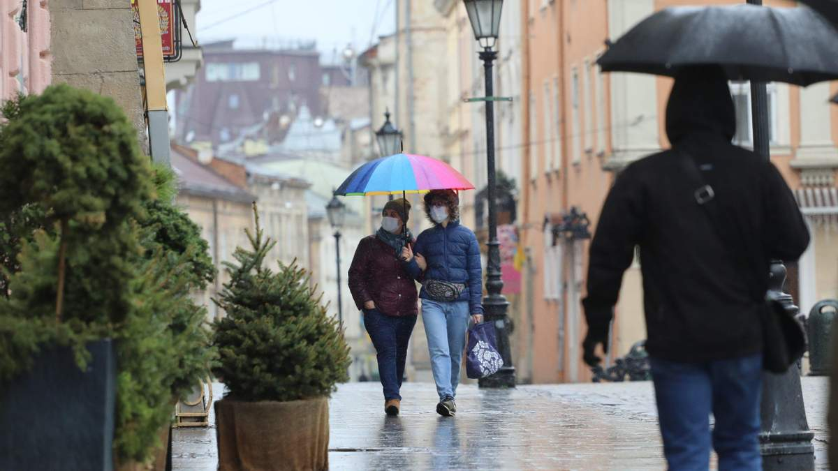 Львівщину накриють дощі та грози: прогноз погоди на 9 – 12 червня 2021