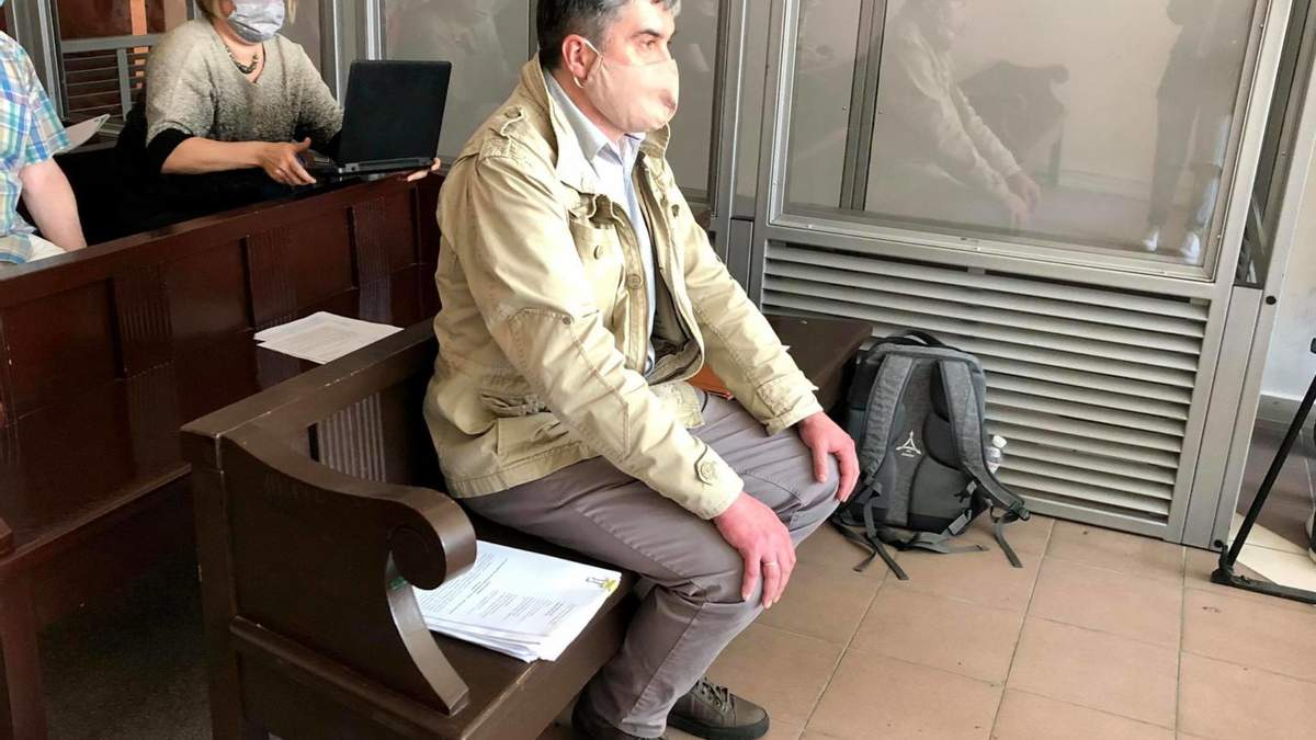 Пам'яткоохоронця Василя Петрика помістили в СІЗО: підозрюють у заволодінні мільйоном гривень