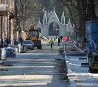 Будуть ремонтувати: у Львові перекриють частину вулиці Пекарської – фото