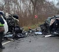 У смертельній ДТП на Львівщині загинули 3 людей: фото автотрощі