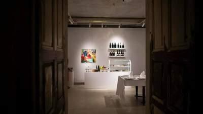 У Муніципальному мистецькому центрі Львова відкрили першу виставку