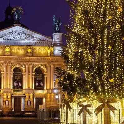 Різдво у Львові: чи готові туристи та містяни до локдауну на свята – відео
