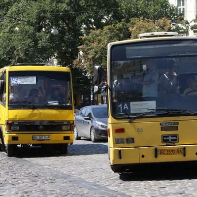 ЛОДА не погодила нові маршрути автобусів до сіл Львівської ОТГ