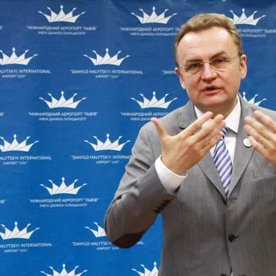 """Садовый предложил """"ЕС"""" выбрать кандидата на пост секретаря ЛГС среди своих депутатов"""