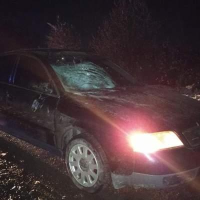 На Львовщине пьяный водитель насмерть сбил женщину: фото
