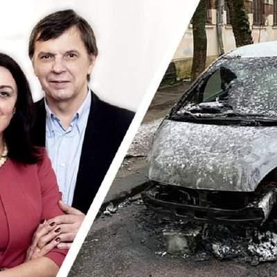 Підпалили авто журналістці: у Львові суд вирішить долю замовників нападу