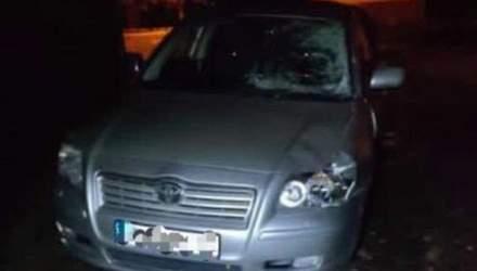У Самборі водій збив пішохода: чоловік помер на місці ДТП – фото