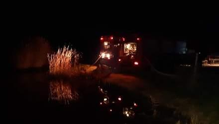 На Львовщине произошел масштабный пожар: огонь тушили 32 чрезвычайника – фото