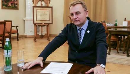 Карантин вихідного дня у Львові: Садовий розповів, що буде з протоколами щодо підприємців