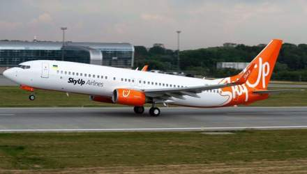 Лоукостер SkyUp влаштував розпродаж квитків на рейс Львів – Стамбул