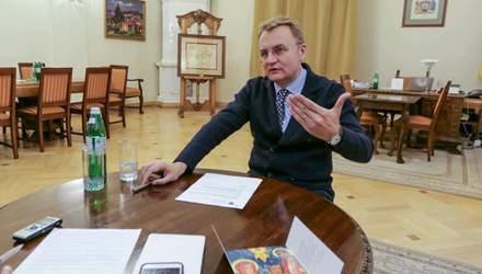 Як Львів бореться з COVID-19 фактично без допомоги від держави: заява Садового