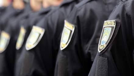 Во Львове 34-летний патрульный выстрелил себе в голову