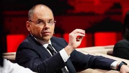 Степанов назвав 4 області, в яких можуть запровадити карантин червоної зони