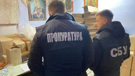 Поддельного алкоголя на миллион гривен: на Львовщине накрыли нелегальный склад – фото