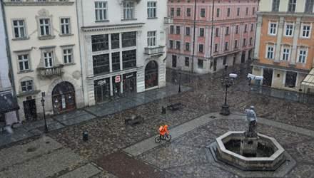 Жорсткий карантин у Львові продовжили до 19 квітня