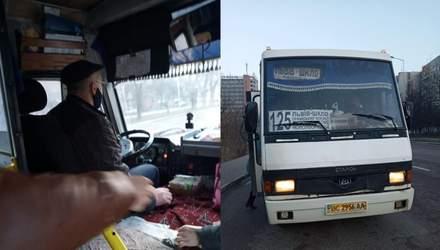 Принижував та відмовлявся везти АТОвця: щодо водія призначили службове розслідування