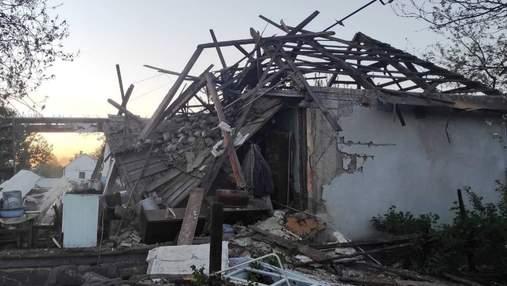 Дом разлетелся в щепки: на Львовщине произошел мощный взрыв газа – фото