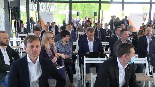 Традиційний Весняний діловий форум на Львівщині: говорили про бізнес в умовах COVID-19