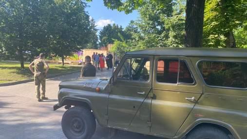 Рейдерське захоплення Митрополичих садів у Львові: у Держспецзв'язку прокоментували інцидент